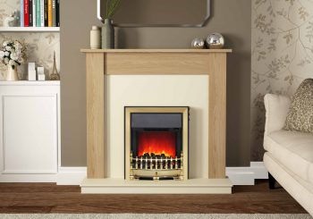 Stay Safe with our Electric Fires and Fireplaces