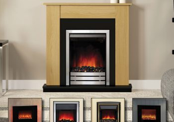 The perfect solution for replacing gas fires