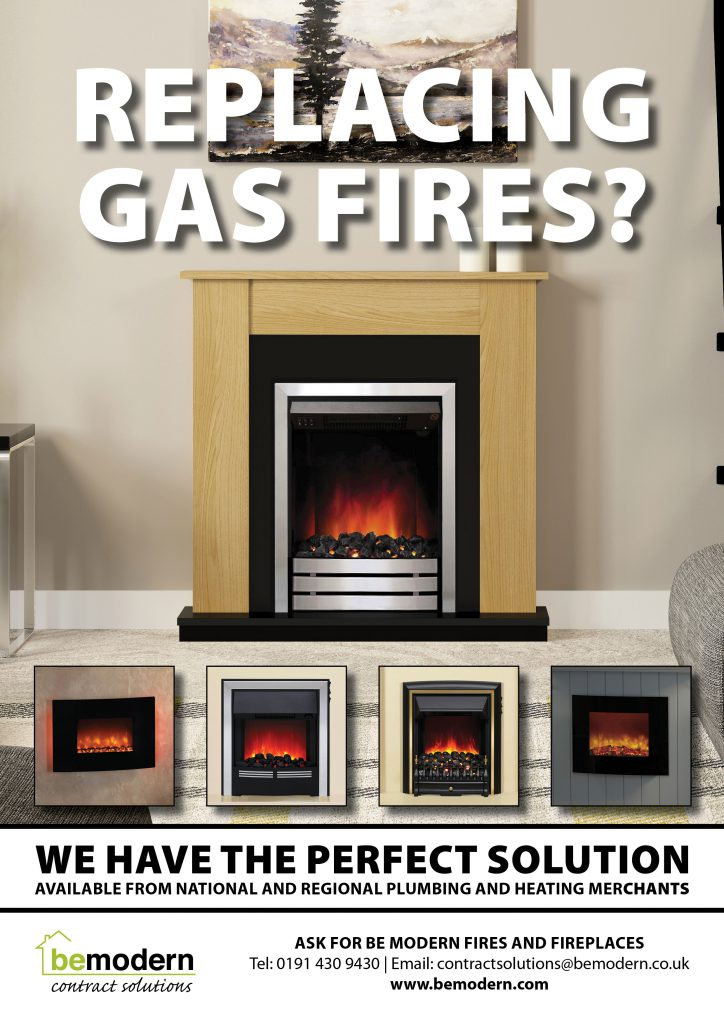 The Perfect Solution For Replacing Gas Fires Be Modern Contract